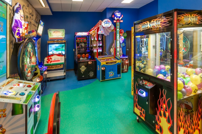 Game Room - New
