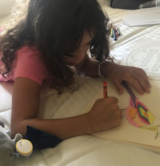 Coloring the Erica Group coloring book