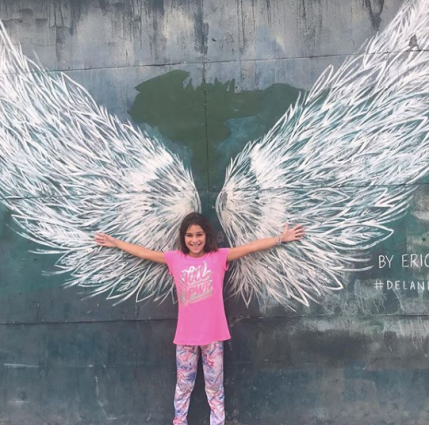 Spread your wings with Erica Group's art